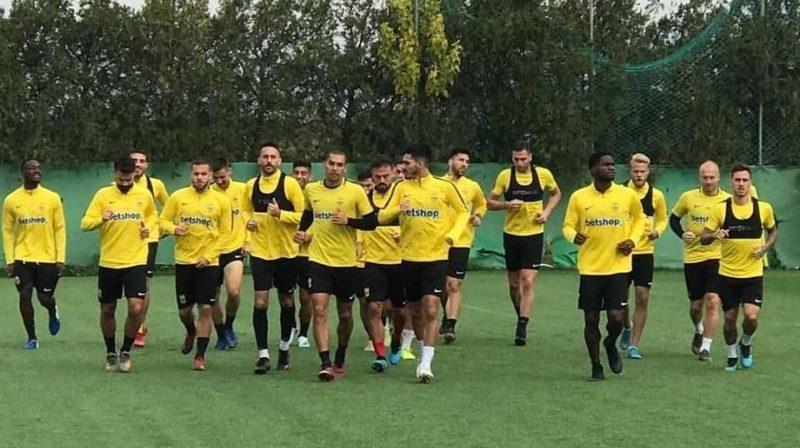 Έμειναν εκτός προπόνησης Μαρτίνες και Ντουάρτε, πριν το παιχνίδι με την ΑΕΚ