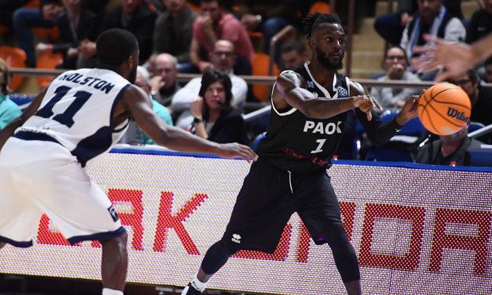 Basketball Champions League: Ήττες για ΠΑΟΚ και Περιστέρι