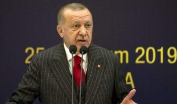 Ερντογάν σε Μακρόν: Να ελέγξει το δικό του εγκεφαλικό θάνατο