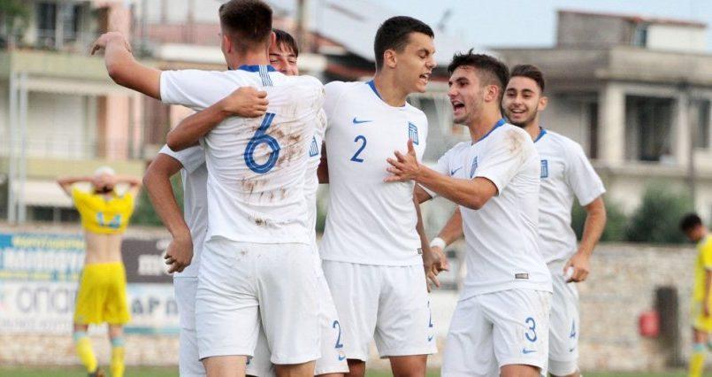 Ξανά σκόραρε ο Χριστόπουλος με την Εθνική Παίδων!