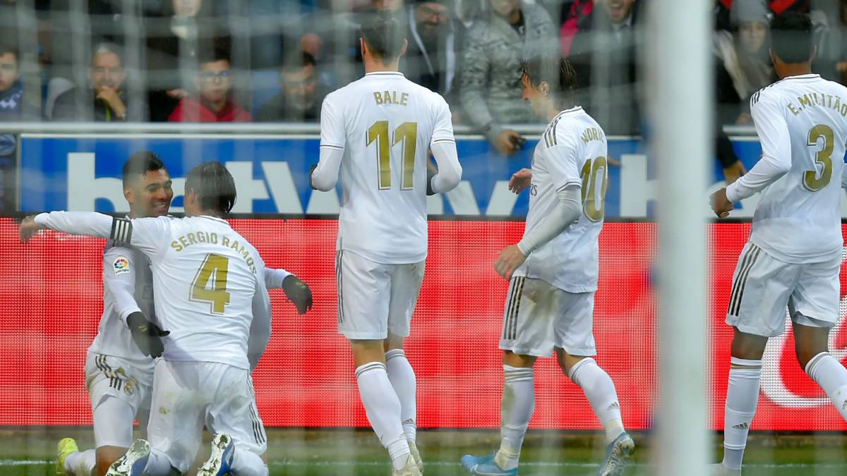 Αλαβές - Ρεάλ Μαδρίτης 1-2: Με ήρωα τον... Καρβαχάλ