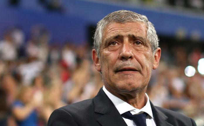 Σάντος: «Διεκδικήτρια του Euro 2020 η Πορτογαλία»