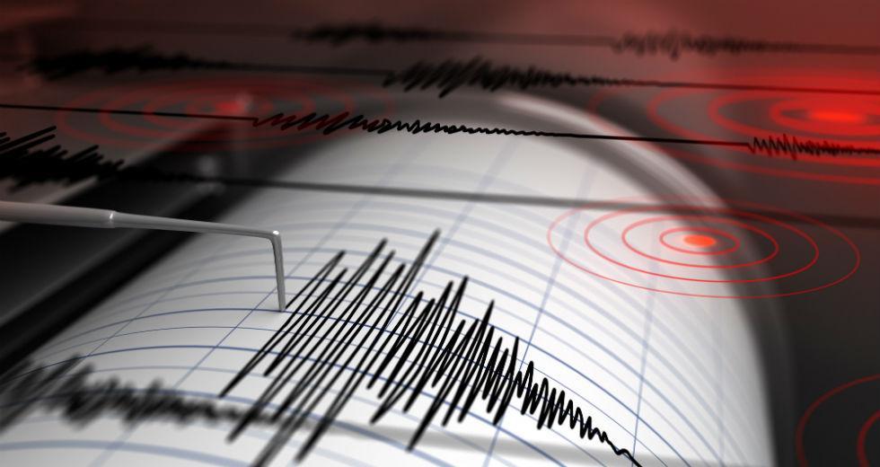 Ισχυρός σεισμός, αισθητός στην Αθήνα! (ΦΩΤΟ)