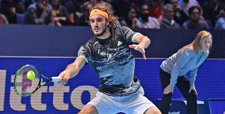 Το σήκωσε ο Τσιτσιπάς, νικητής στο ATP Finals!