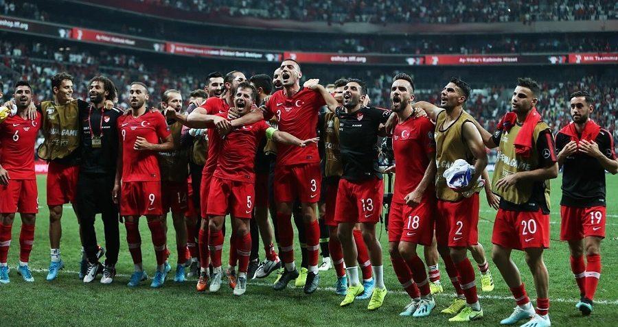 Προκρίθηκε στο Euro η Τουρκία!