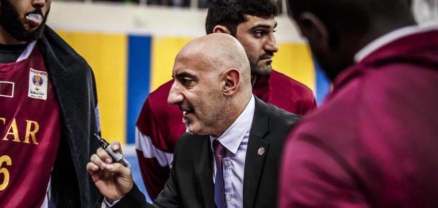 Γιανναράς: «Είναι εξαιρετικές οι συνθήκες εργασίας στην Εθνική Κατάρ»
