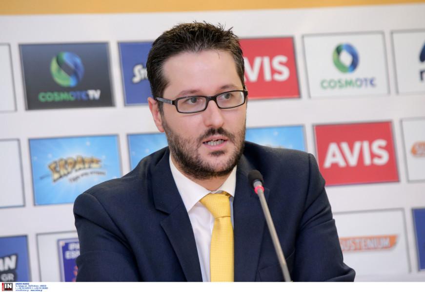 Χήνας: «Στόχος της ΑΕΚ παραμένει η κατάκτηση του Κυπέλλου!»