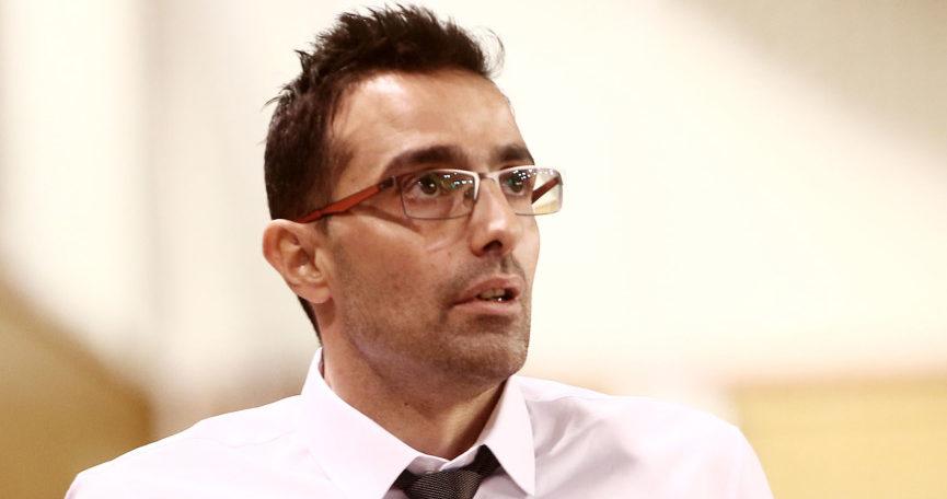 Χαραλαμπίδης: «Πολύ καλή ομάδα η ΑΕΚ»