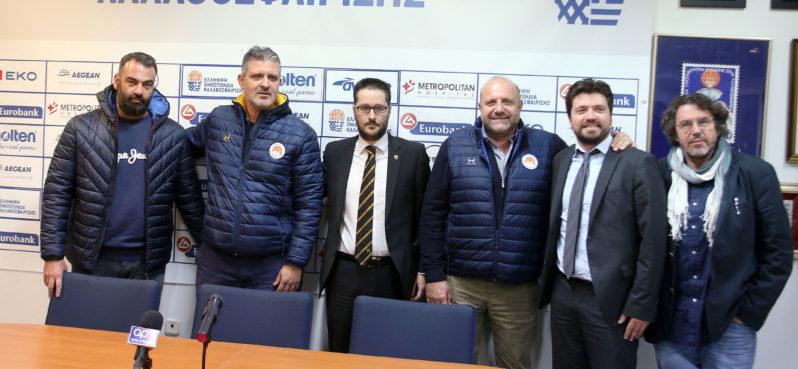Κωστόπουλος: «Ελπίζουμε αν δεν το πάρουμε εμείς το Κύπελλο, να το πάρει η ΑΕΚ» (VIDEO)