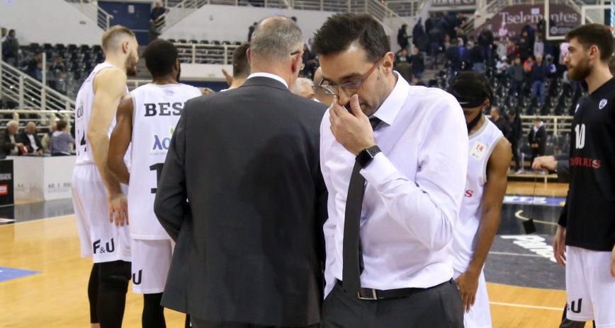 Χαραλαμπίδης: «Ομάδα με καλούς παίκτες και προπονητή η ΑΕΚ»