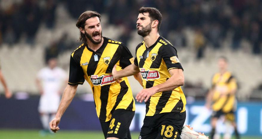 Βαθμολογία Super League: Επέστρεψε στην 3η θέση η ΑΕΚ