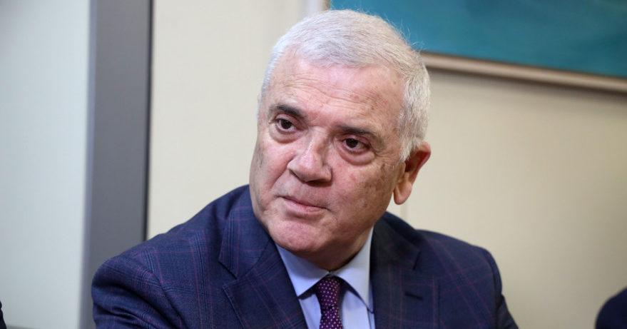 Μελισσανίδης: «Περιμένουμε άμεσα τις υπογραφές της Περιφέρειας με την Ερασιτεχνική για να μπούμε στο γήπεδο» (VIDEO)