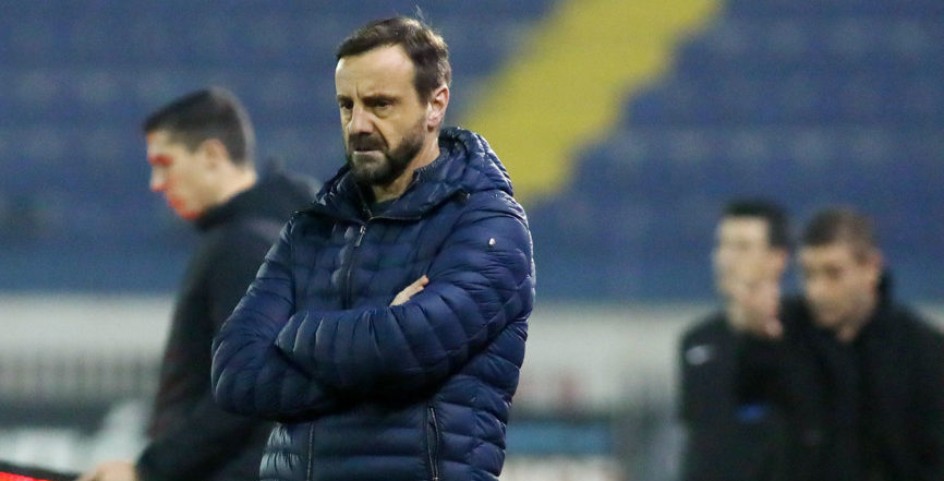 Μάντζιος: «Δίκαιη η ισοπαλία, απέναντι σε μια πολύ μεγάλη ομάδα όπως η ΑΕΚ»