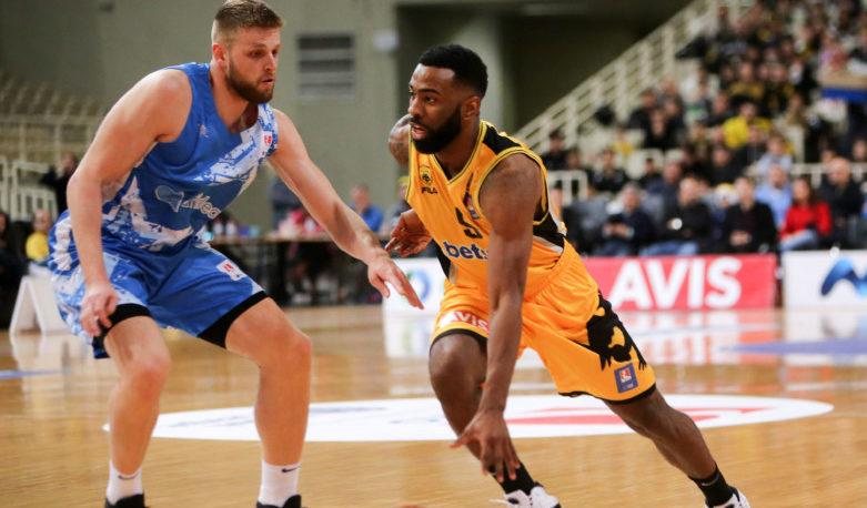 Βαθμολογία Basket League: Στο -3 από τον ΠΑΟ η ΑΕΚ