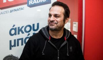 Νικολαΐδης: «Ο Λιβάγια είναι μεγάλη κλάση-Μου άρεσε που πανηγύρισε στα κάγκελα»