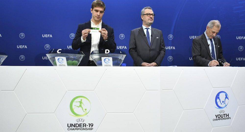 Η κλήρωση της Εθνικής νέων για τα προκριματικά του EURO 2021