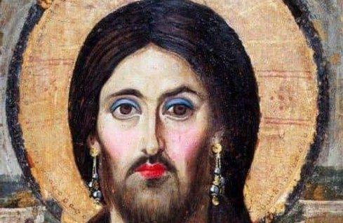 Παρουσίασαν τον Χριστό με μακιγιάζ και σκουλαρίκια, σε αφίσα πάρτι στο Ναύπλιο!