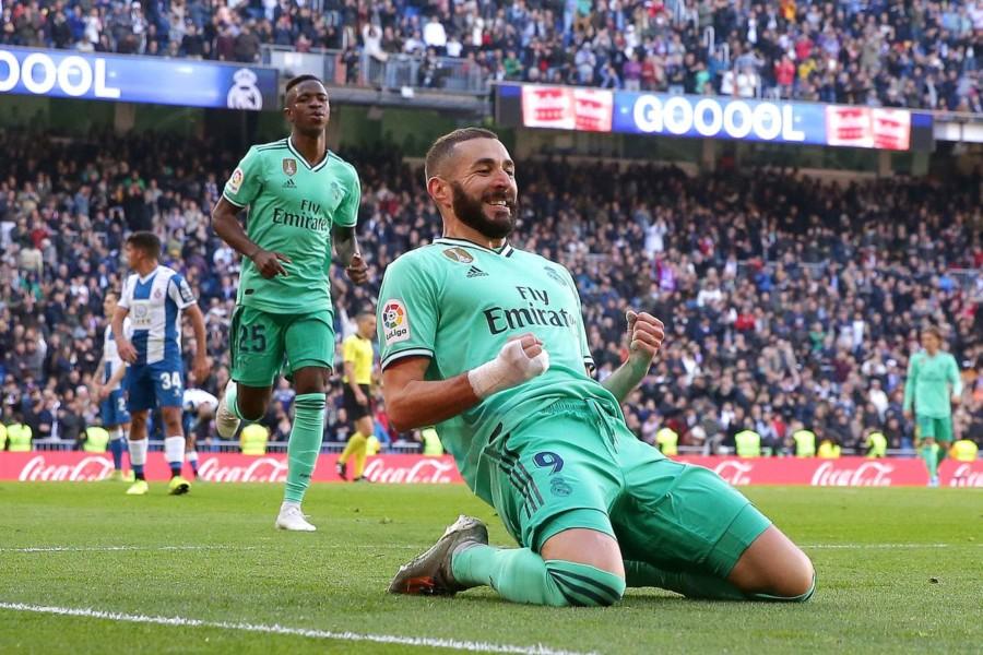 Ρεάλ Μαδρίτης - Εσπανιόλ 2-0: Με πρωταγωνιστές τους... Γάλλους