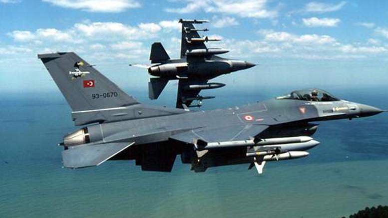 Πτήσεις τουρκικών F-16 πάνω από Ρω, Καστελόριζο και Στρογγύλη
