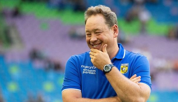 «Ο Σλούτσκι παίζει επιθετικό ποδόσφαιρο, μετρ της τακτικής -Δεν αντέχει την πίεση»