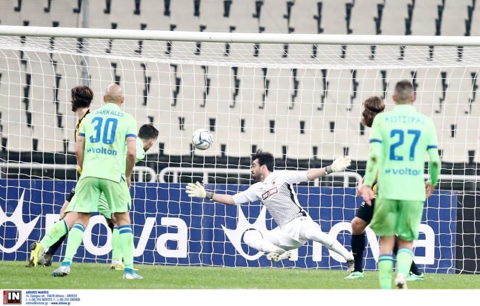 Είχε…άγιο Τσιντώτα η ΑΕΚ και κέρδισε με 2-1 τον Αστέρα Τρίπολης! – Enwsi.gr