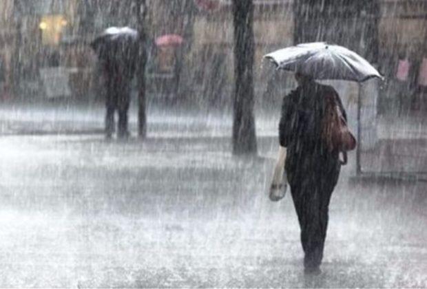 Ισχυρές βροχές και θυελλώδεις άνεμοι από το βράδυ του Σαββάτου