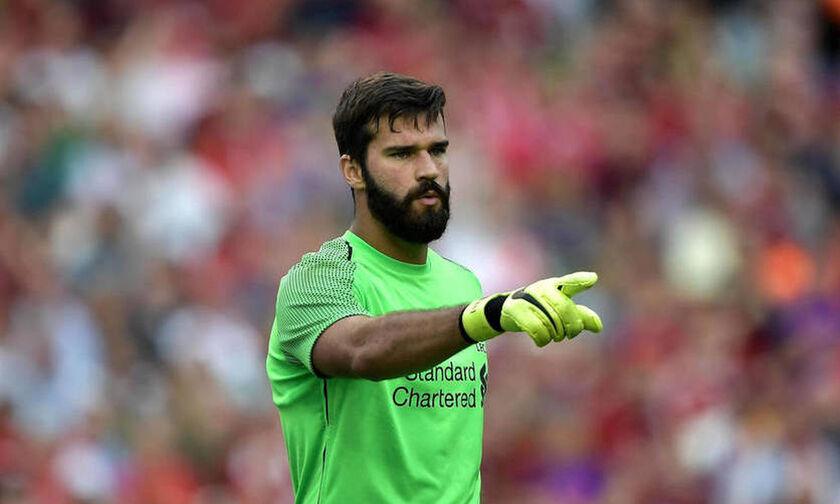 Άλισον: Ο κορυφαίος Βραζιλιάνος παίκτης της Ευρώπης!