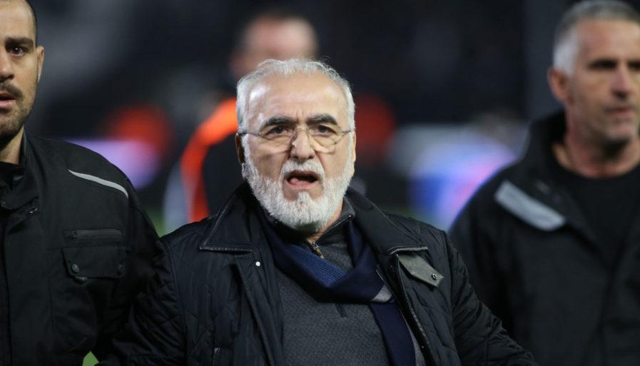 Σαββίδης: «Ο ΠΑΟΚ δεν έχει καμία σχέση με αυτά που του προσάπτουν»