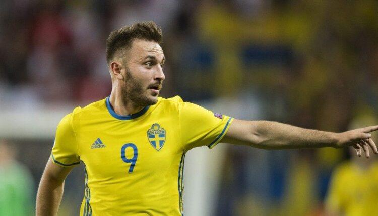 Παίκτης της χρονιάς στην Σουηδία ο Τάνκοβιτς!