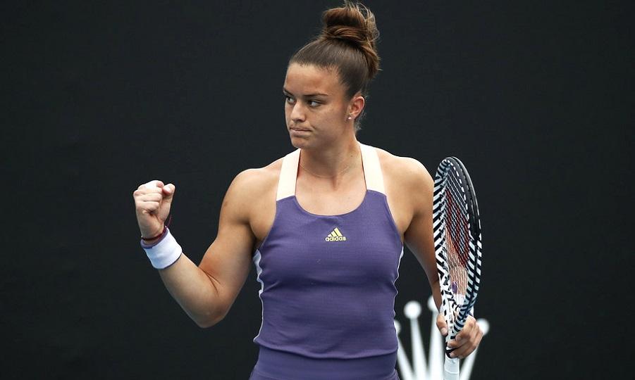Θρίαμβος Σάκκαρη στο Αυστραλιανό Open - Πέρασε για πρώτη φορά στον 4ο γύρο