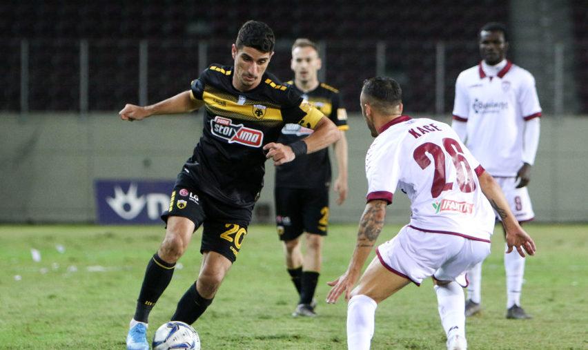 Ματς χωρίς... επιστροφή για την ΑΕΚ με Λάρισα (17:15, LIVE σχολιασμός enwsi.gr)