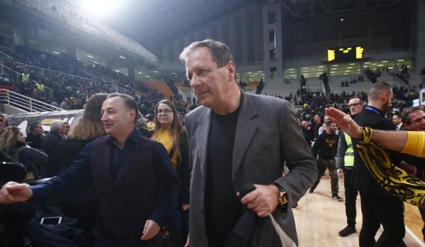 Αγγελόπουλος: «Αρχίζει μια επανάσταση στο μπάσκετ - Συνδέει δύο εποχές ο Ζήσης»