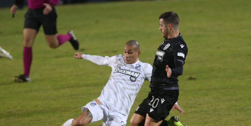 ΟΦΗ - ΠΑΟΚ 0-3: Έχασαν με κάτω τα χέρια οι Κρητικοί