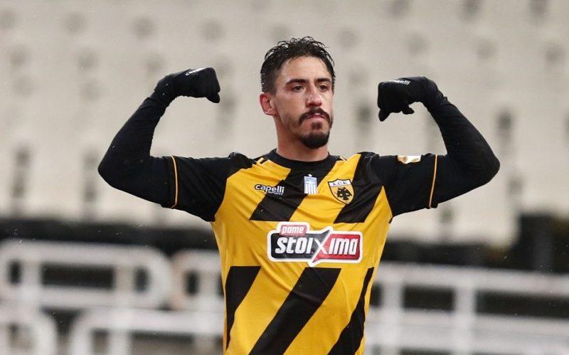 Δημάτος για Σιμόες: «Ιστορική ανάγκη να διαθέτει η ΑΕΚ ποδοσφαιριστές όπως ο Αντρέ»