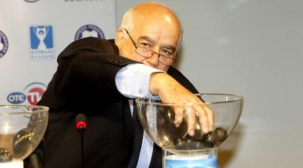 """Γαβριηλίδης: «Πιθανόν να έχουμε VAR στους """"8"""" του Κυπέλλου»"""