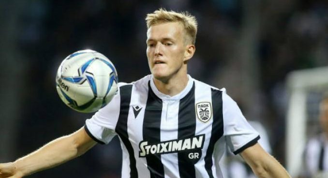 8-10 εκατομμύρια ευρώ θέλει ο ΠΑΟΚ για Σφιντέρσκι
