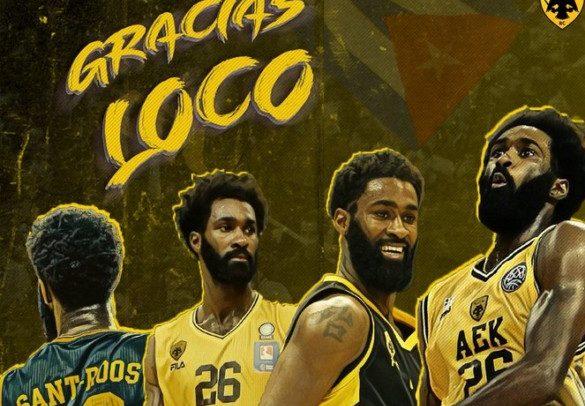 Loco, θα είσαι για πάντα στην καρδιά μας