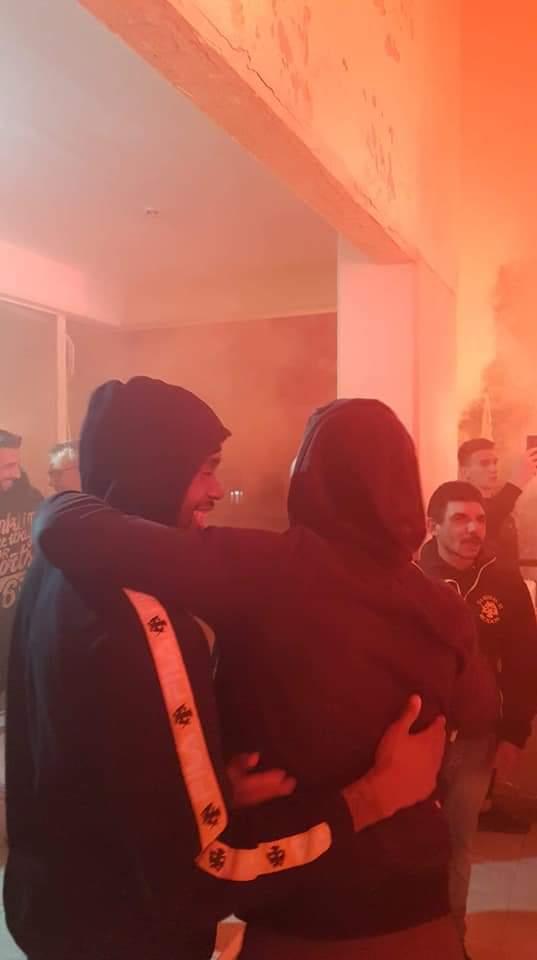 Πανικός για την ΑΕΚ στην Ρόδο -Αποθεώθηκαν οι Γκίκας και Ρέι (VIDEO)