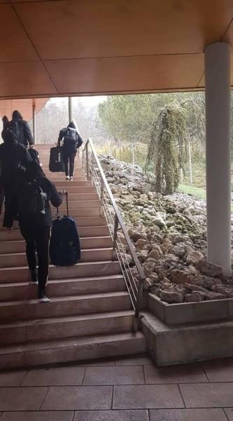Έφτασε στο Μπούργκος η ΑΕΚ (ΦΩΤΟ)