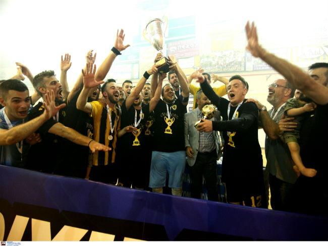 Ανασκόπηση Futsal 2019: «Χτίζει» αυτοκρατορία!
