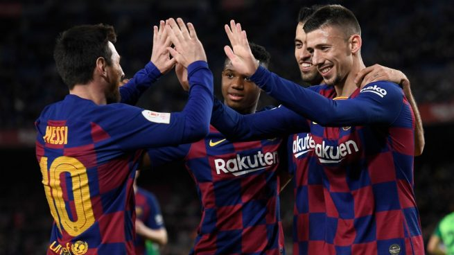 Μπαρτσελόνα - Λεγκανιές 5-0: Εύκολα στους «8» του κυπέλλου οι «Μπλαουγκράνα»