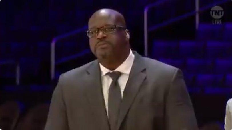 Κόμπι: Βούρκωσε ο Σακίλ μιλώντας για τον χαμό του Μπράιαντ (VIDEO)