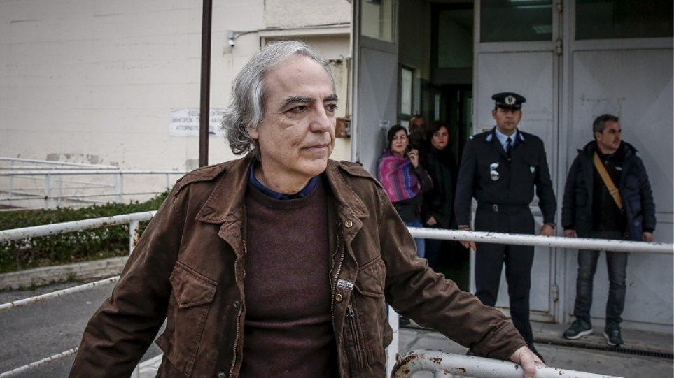 Νέο «όχι» από το Δικαστικό Συμβούλιο για άδεια στον Δημήτρη Κουφοντίνα