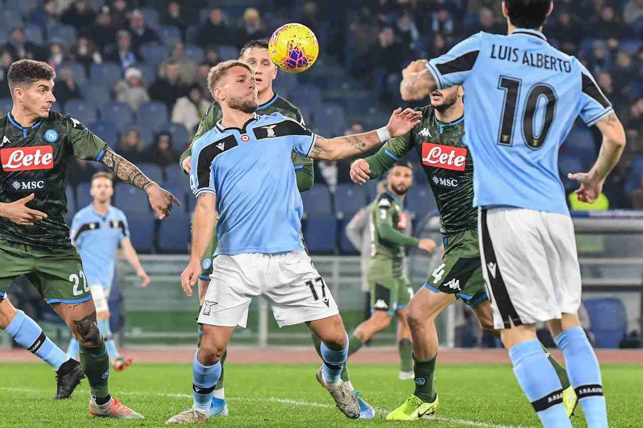 Με Ιμόμπιλε... δεν χάνει, 1-0 η Λάτσιο την Νάπολι (VIDEO)