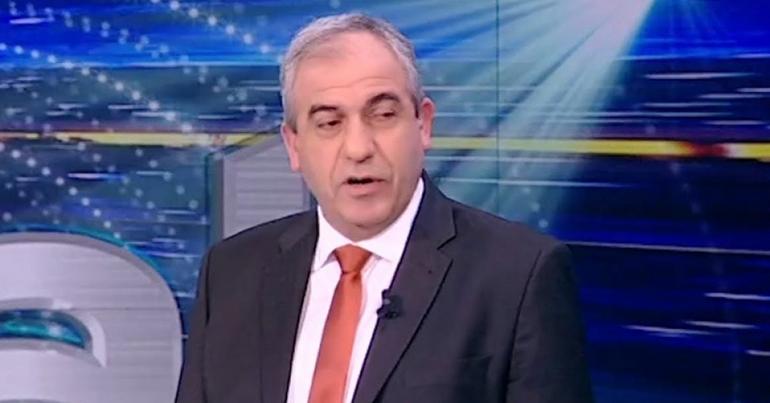 Βαρούχας: «Είναι λάθος του διαιτητή, πέναλτι για τον Αστέρα» (VIDEO)