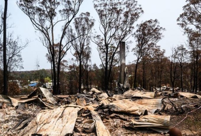 Βροχοπτώσεις ανακουφίζουν πυρόπληκτες περιοχές στην Αυστραλία