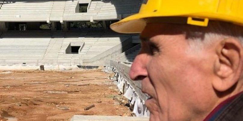 Σεραφείδης: «Όσοι παλαίμαχοι είμαστε εν ζωή, να μπούμε για 20 λεπτά στην Αγιά Σοφιά και μετά ας έρθει το τέλος!» (VIDEO)