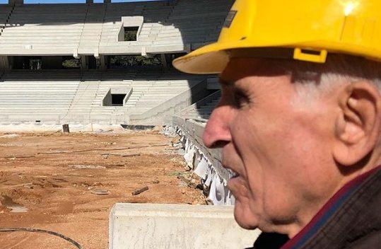 Σεραφείδης για «Αγιά Σοφιά»: «Με αυτό το γήπεδο αλλάζουν τα δεδομένα» (ΦΩΤΟ)