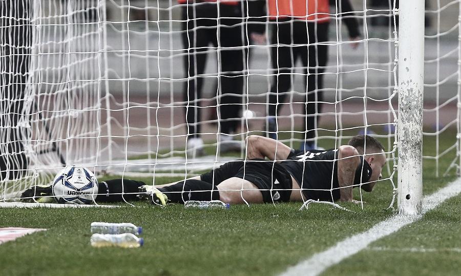 Χωρίς γκολ μετά από 59 αγώνες ο ΠΑΟΚ
