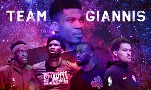 Αll Star Game – Team Giannis: Ο «Greek» και τα… «Freaks»! (VIDEO)